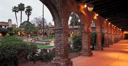 Many Of The Restaurants Of San Juan Capistrano, Offer Outdoor Patio Dining  With Heaters To Keep Off Any Winter Chill In View Of The Mission Or  Historic Los ...